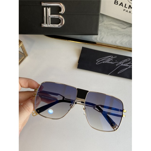Balmain AAA Quality Sunglasses #815395