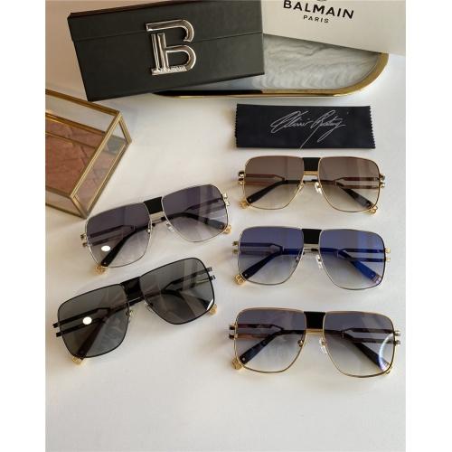 Replica Balmain AAA Quality Sunglasses #815396 $76.00 USD for Wholesale