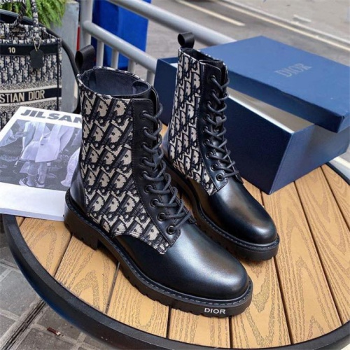 Christian Dior Boots For Women #815438