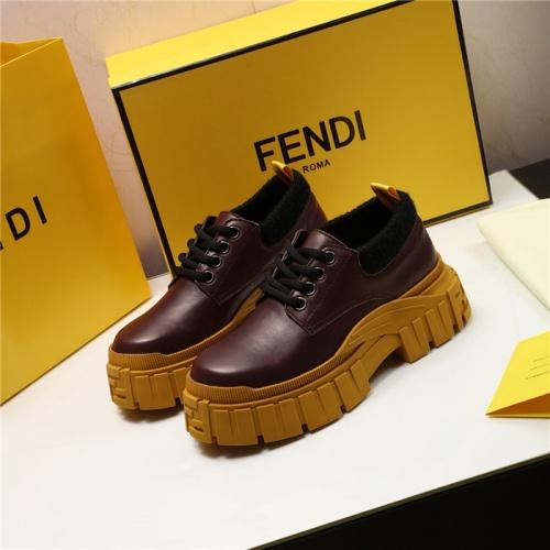 Fendi Boots For Women #815440