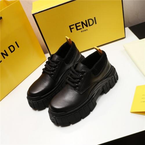 Fendi Boots For Women #815443