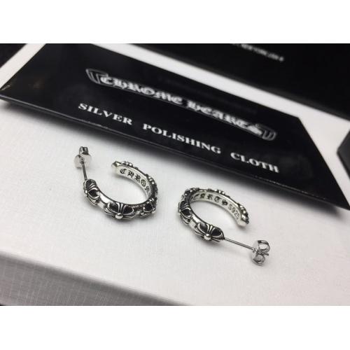 Chrome Hearts Earring #815466 $25.00 USD, Wholesale Replica Chrome Hearts Earring
