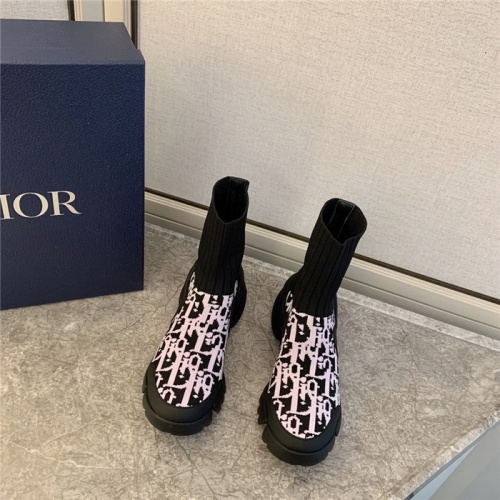Christian Dior Boots For Women #815473