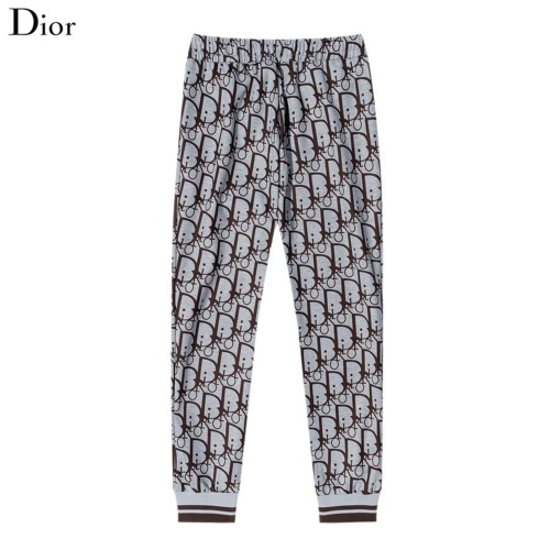 Replica Christian Dior Pants Trousers For Men #815484 $45.00 USD for Wholesale