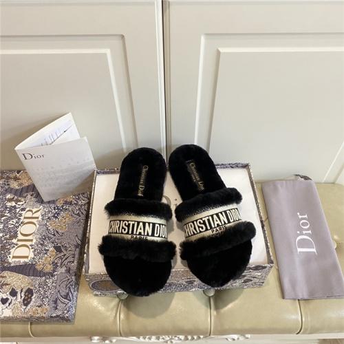 Christian Dior Slippers For Women #815521