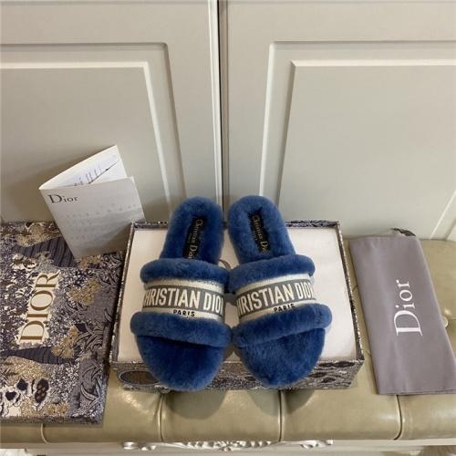 Christian Dior Slippers For Women #815522