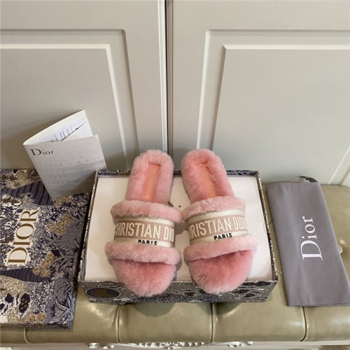 Christian Dior Slippers For Women #815524