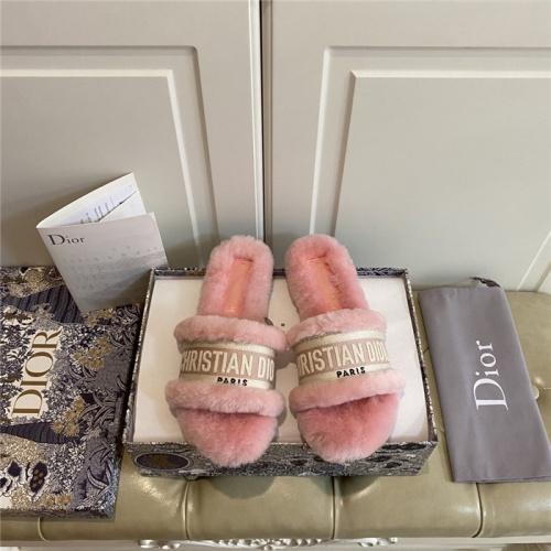 Christian Dior Slippers For Women #815524