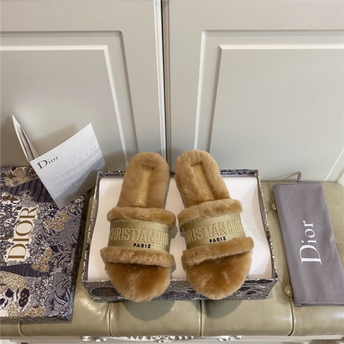 Christian Dior Slippers For Women #815525