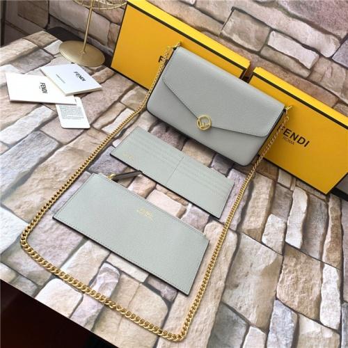 Fendi AAA Quality Messenger Bags For Women #815567 $65.00 USD, Wholesale Replica Fendi AAA Messenger Bags