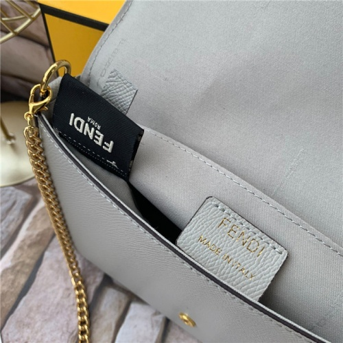 Replica Fendi AAA Quality Messenger Bags For Women #815567 $65.00 USD for Wholesale