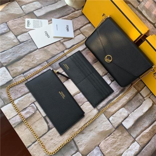 Fendi AAA Quality Messenger Bags For Women #815569