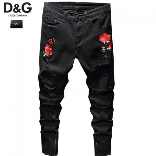 Dolce & Gabbana D&G Jeans Trousers For Men #815574