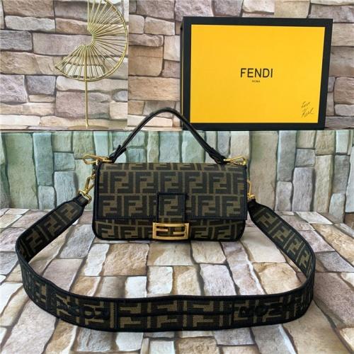 Fendi AAA Quality Messenger Bags For Women #815579