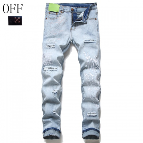Off-White Jeans Trousers For Men #815581