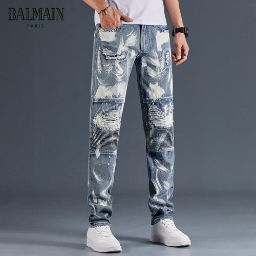 Balmain Jeans Trousers For Men #815591