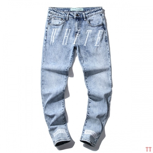 Off-White Jeans Trousers For Men #815637