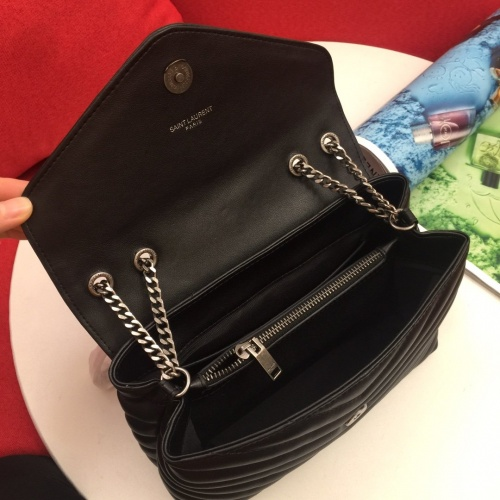 Replica Yves Saint Laurent YSL AAA Quality Shoulder Bags #815647 $88.00 USD for Wholesale