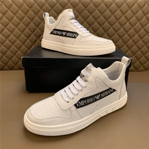 Armani Casual Shoes For Men #815682