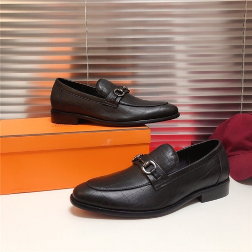 Hermes Leather Shoes For Men #815684