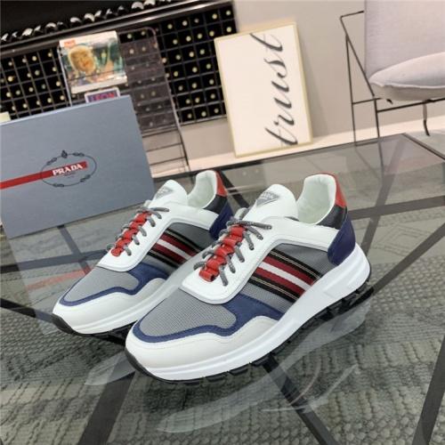 Prada Casual Shoes For Men #815721
