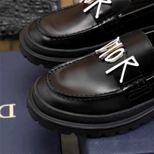 Replica Christian Dior Casual Shoes For Men #815727 $92.00 USD for Wholesale