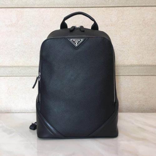Prada AAA Man Backpacks #815789