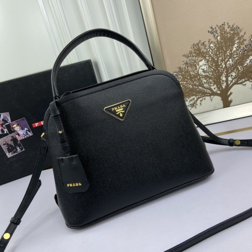 Prada AAA Quality Messeger Bags For Women #815796 $108.00, Wholesale Replica Prada AAA Quality Messeger Bags