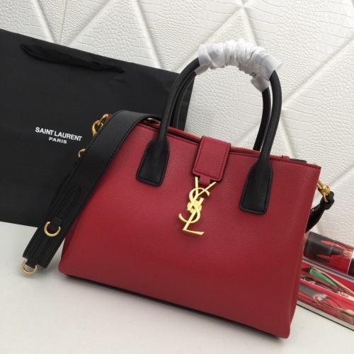 Yves Saint Laurent YSL AAA Quality Handbags For Women #815804 $105.00, Wholesale Replica Yves Saint Laurent AAA Handbags