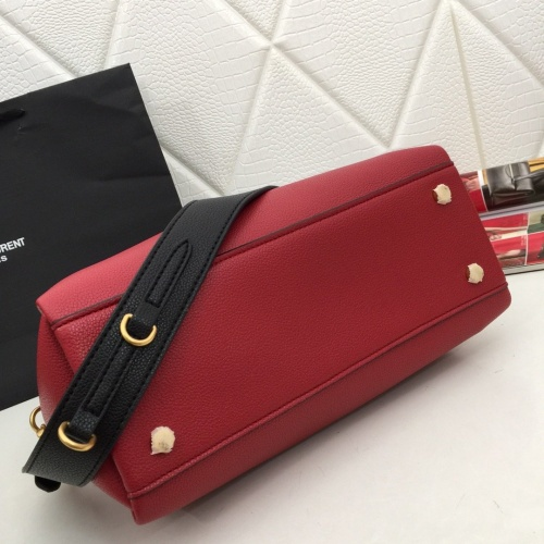 Replica Yves Saint Laurent YSL AAA Quality Handbags For Women #815804 $105.00 USD for Wholesale