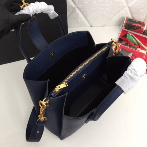 Replica Yves Saint Laurent YSL AAA Quality Handbags For Women #815806 $105.00 USD for Wholesale