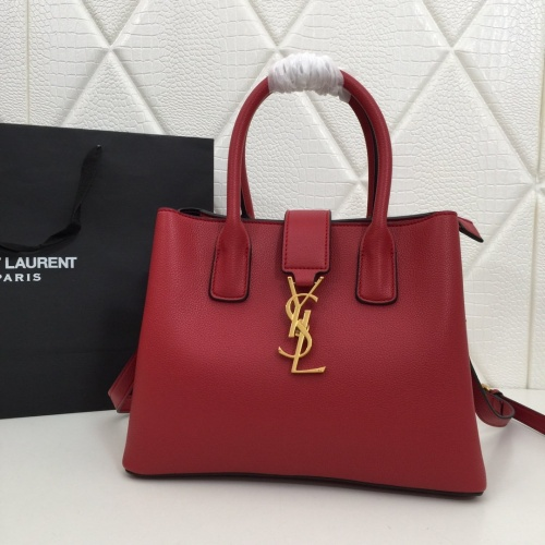 Yves Saint Laurent YSL AAA Quality Handbags For Women #815807 $105.00, Wholesale Replica Yves Saint Laurent AAA Handbags