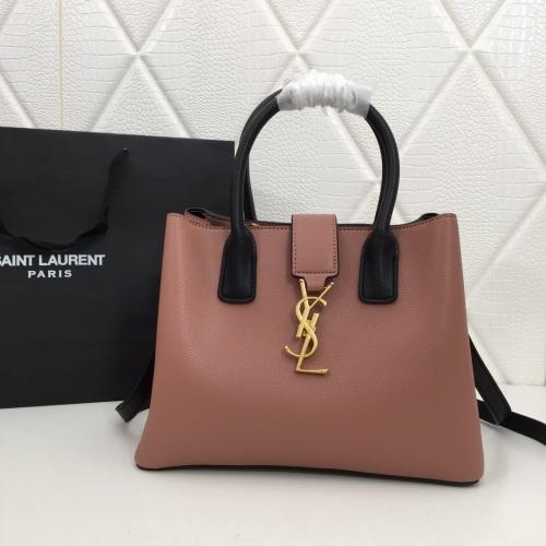 Yves Saint Laurent YSL AAA Quality Handbags For Women #815811 $105.00, Wholesale Replica Yves Saint Laurent AAA Handbags