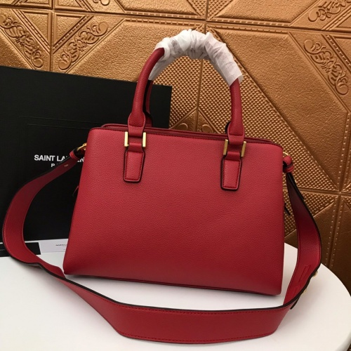 Replica Yves Saint Laurent YSL AAA Quality Handbags For Women #815812 $102.00 USD for Wholesale