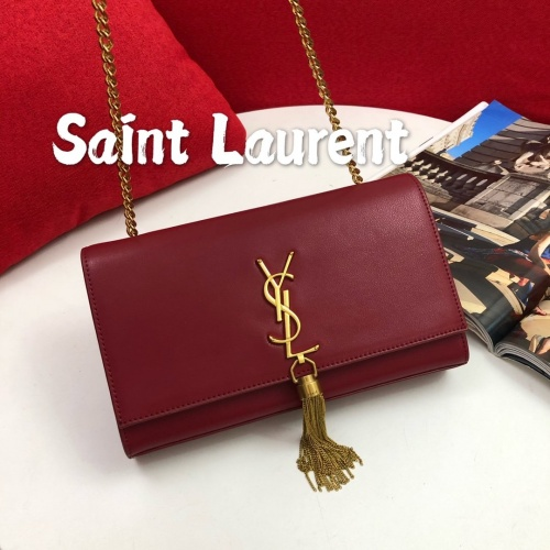 Yves Saint Laurent YSL AAA Quality Messenger Bags For Women #815840