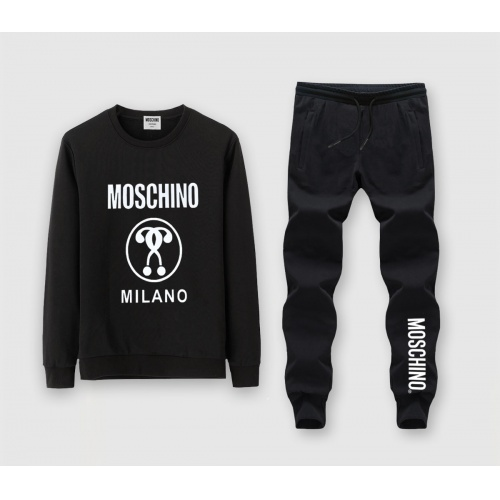 Moschino Tracksuits Long Sleeved O-Neck For Men #816020