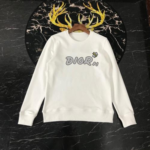 Christian Dior Hoodies Long Sleeved O-Neck For Men #816046