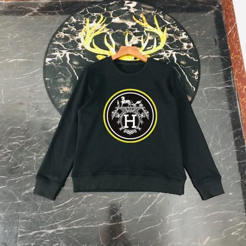 Hermes Hoodies Long Sleeved O-Neck For Men #816054