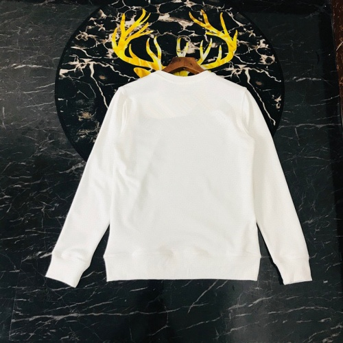 Replica Christian Dior Hoodies Long Sleeved O-Neck For Men #816067 $40.00 USD for Wholesale