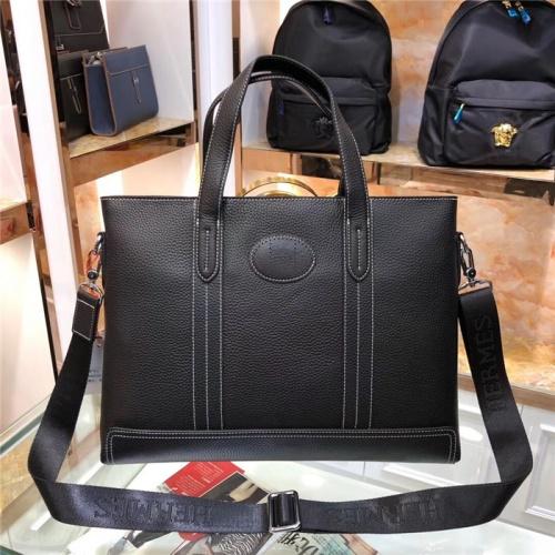 Hermes AAA Man Handbags #816137