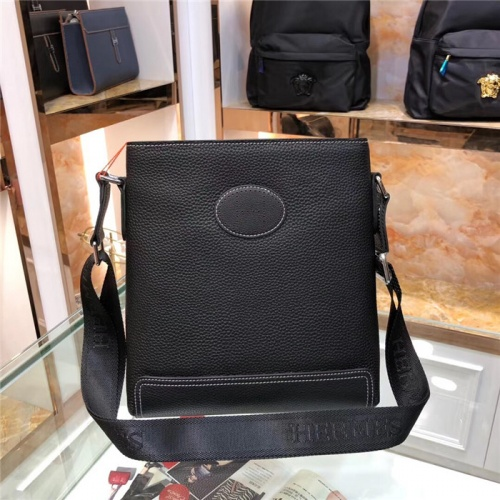 Hermes AAA Man Messenger Bags #816140 $161.00 USD, Wholesale Replica Hermes AAA Man Messenger Bags