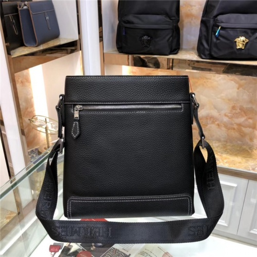 Replica Hermes AAA Man Messenger Bags #816140 $161.00 USD for Wholesale