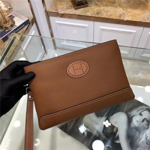 Hermes AAA Man Wallets #816145