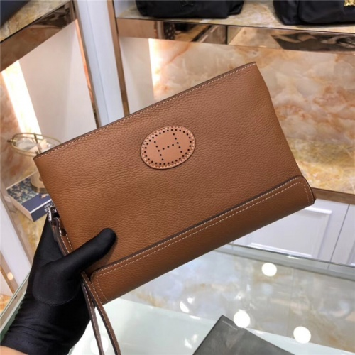 Replica Hermes AAA Man Wallets #816145 $116.00 USD for Wholesale