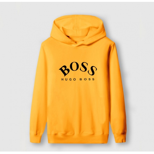 Boss Hoodies Long Sleeved Hat For Men #816150 $39.00 USD, Wholesale Replica Boss Hoodies