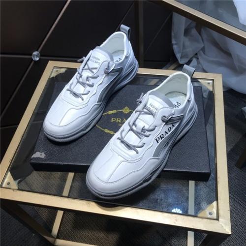 Prada Casual Shoes For Men #816260
