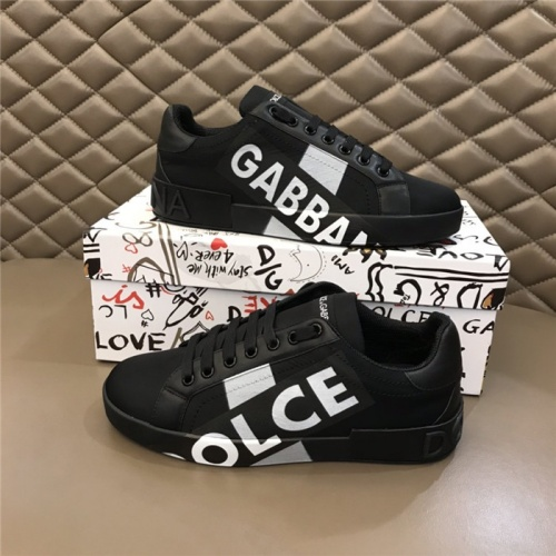 Dolce & Gabbana D&G Casual Shoes For Men #816278
