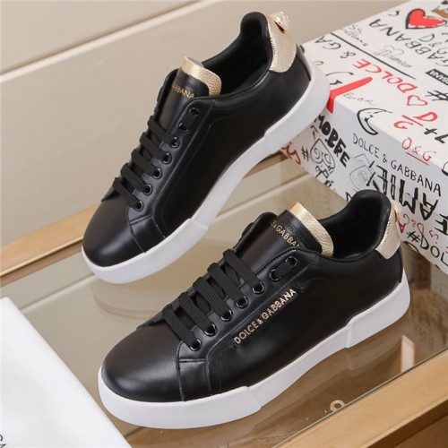 Dolce & Gabbana D&G Casual Shoes For Men #816281