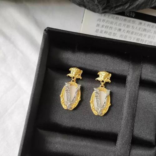 Versace Earrings #816336 $32.00 USD, Wholesale Replica Versace Earrings