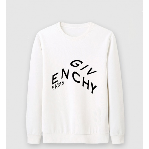 Givenchy Hoodies Long Sleeved O-Neck For Men #816404